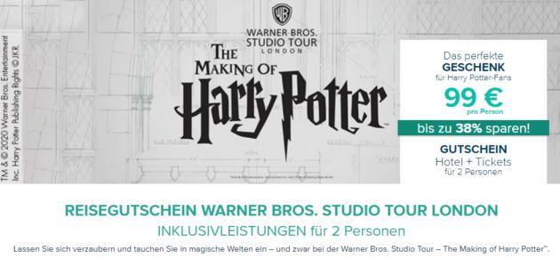 Harry Potter London Reise