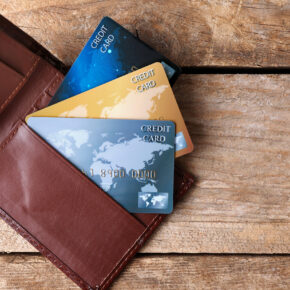 Übersicht Kreditkarten