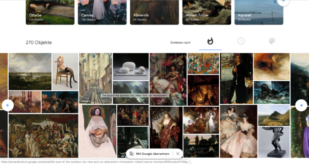 London Tate Modern Online