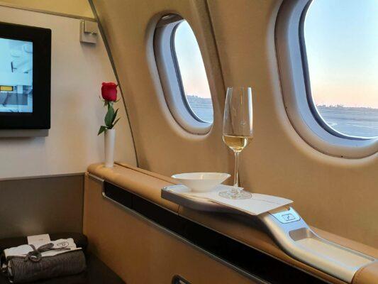Amex Platinum Lufthansa First Class