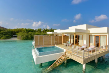 Frühbucher Malediven-Luxus: 8 Tage in TOP 5* Lagoon Villa mit All Inclusive, Privat-Pool & Flug für 4.950€
