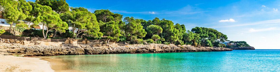 Mallorca Cala d'Or Cala Gran Panorama