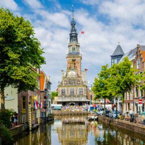 Hotelgutschein Noord-Holland: 3 Tage in der Käsestadt Alkmaar mit 3* Hotel & Frühstück nur 74,99€