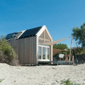 In Südholland im eigenen Strandhaus: 5 Tage im Öko-Resort Grevelingenstrand nur 121€ p.P.