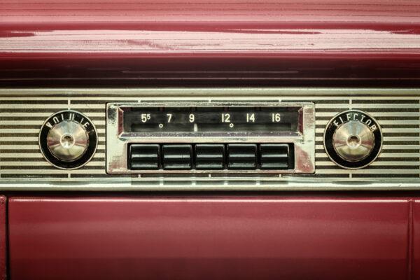 Oldtimer Radio Retro