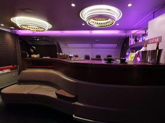 Amex Platinum Qatar Business Class