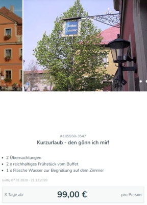 Rothenburg Deal