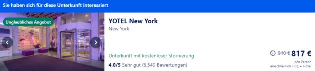 8 Tage New York