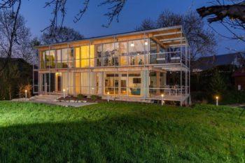 Schwarzwald: 8 Tage in eigener Villa mit Infinity-Pool nur 298€