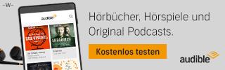Audible Gutschein gratis testen