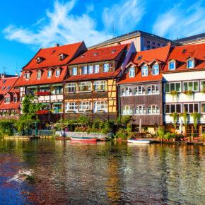 Fränkisches Rom: 2 Tage Bamberg im tollen 3* Designhotel mit Frühstück nur 29,99€