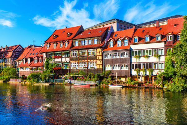 Bamberg Altstadt Wasser