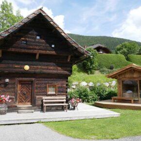 Ferienhaus in den Bergen: 6 Tage in uriger Berghütte in Österreich ab 309€ p.P.