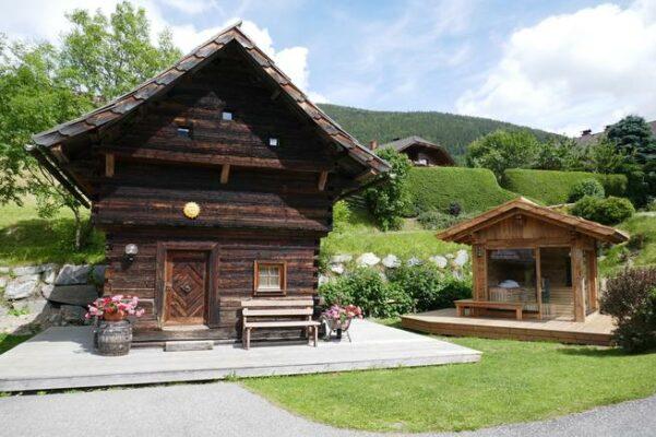 Berghütte Rennweg am Katschberg