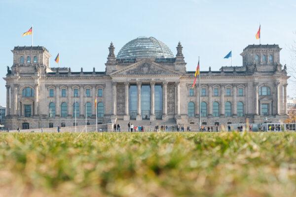 Berlin Regierungssitz