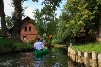 Aktiv-Kurztrip am Wochenende: 2 Tage Spreewald im 4* Hotel für 34€