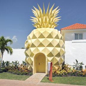 Leben wie Spongebob: Luxusurlaub in der Ananas mit All Inclusive für 1.201€ pro Nacht