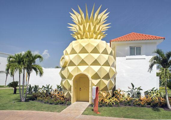 SpongeBob Villa