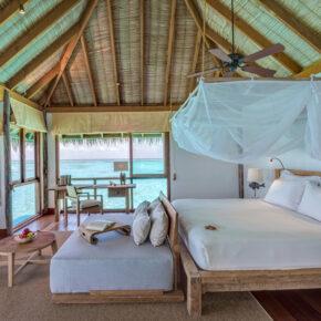 Bock auf Luxus? 7 Tage Malediven im TOP 6* Hotel mit Halbpension, Flug, Transfer & Zug für 4182€