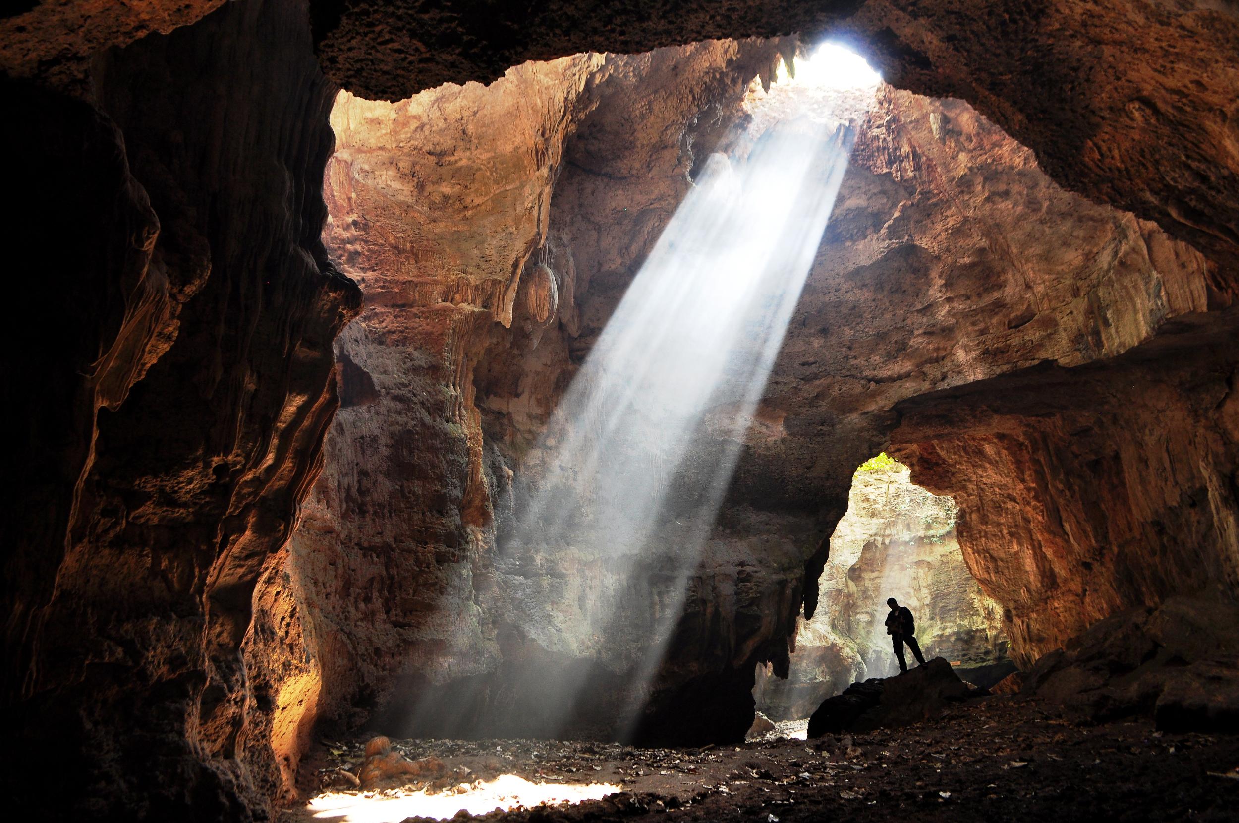 Höhle Indien