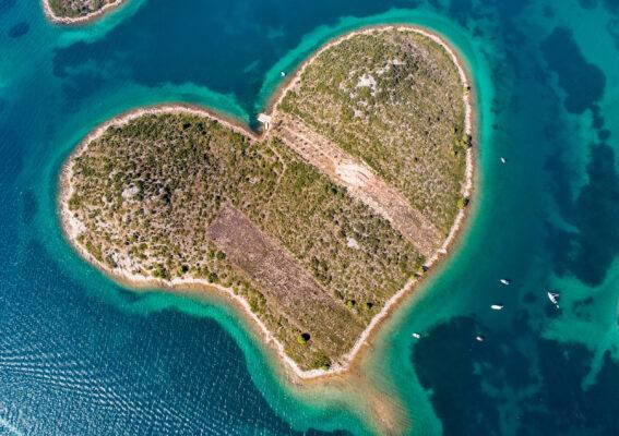 Kroatien Herzinsel