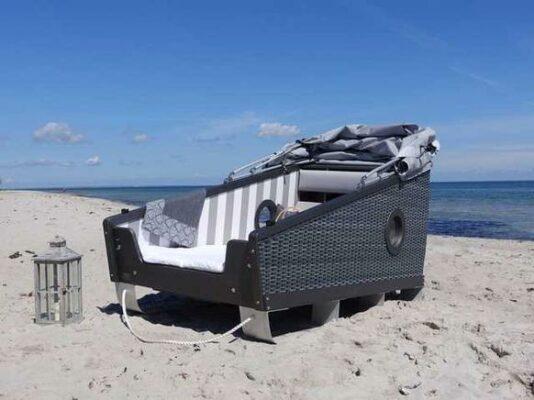 Ostsee Strandbett