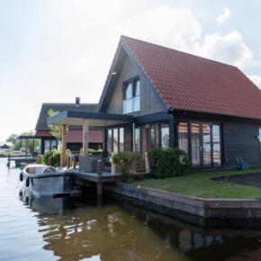 Niederlande: 4 Tage übers Wochenende in neuer Watervilla mit Garten nur 52€