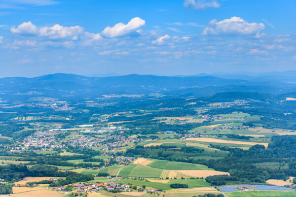 Bayerischer Wald Urlaub: Freyung