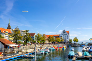 Bodensee-Gutschein: 3 Tage Friedrichshafen im guten 4* Hotel mit Frühstück nur 79€