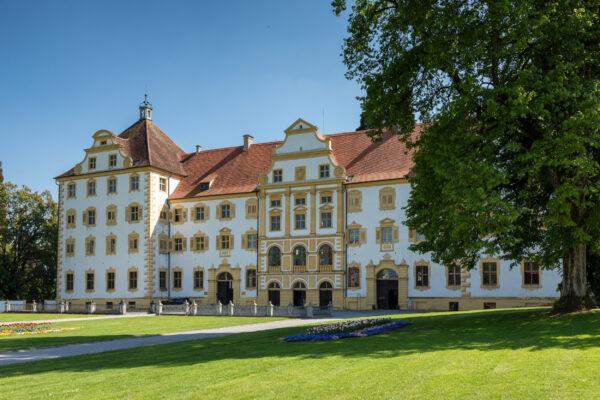 Deutschland Bodensee Schloss Salem