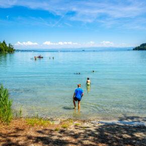 Hawaii-Flair am Bodensee: 2 Tage Konstanz am Wochenende im 3* Hotel & Frühstück nur 29€