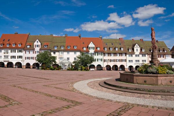 Deutschland Freudenstadt Schwarzwald