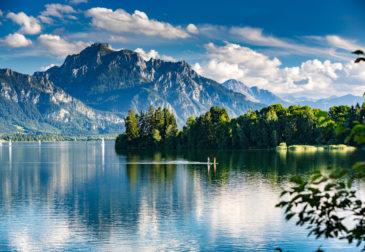 Nachhaltiger Wellness-Urlaub: 3 Tage am Wochenende im 4* Bio-Hotel am Hopfensee mit Frühstück ...