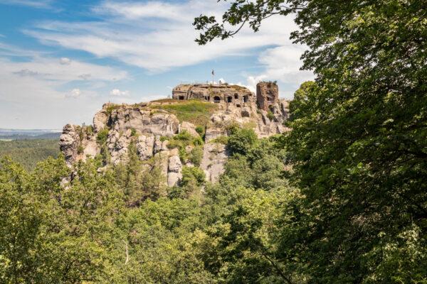 Deutschland Harz Burg Regenstein