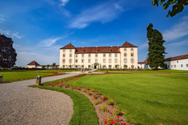 Deutschland Leutkirch Schloss Zeil