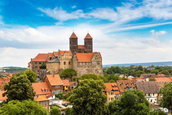 Deutschland Quedlinburg