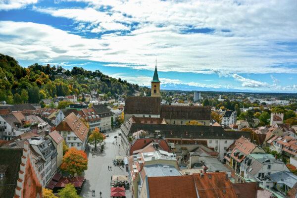 Deutschland Bodensee Ravensburg