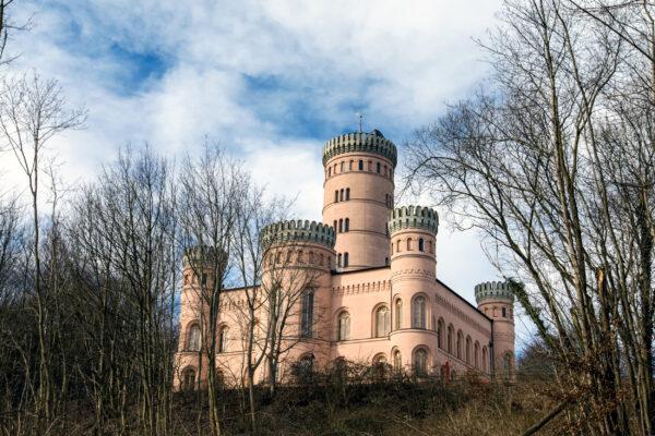 Rügen Urlaub: Jagdschloss Granitz