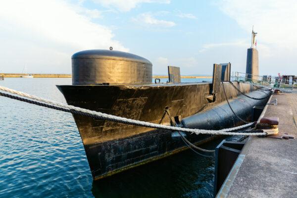 Rügen Urlaub: Sassnitz U-Boot