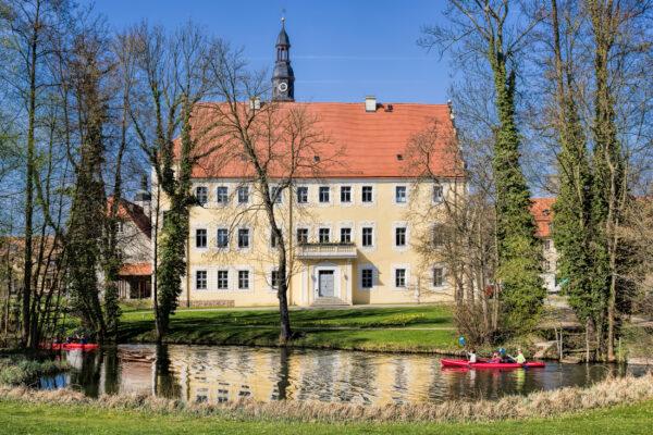 Deutschland Schloss Luebben