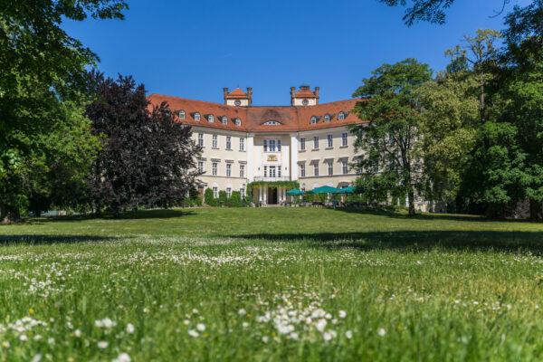 Deutschland Schloss Luebbenau