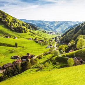 Wochenende im Schwarzwald: 2 Tage Kurztrip ins 4*Hotel mit Frühstück & Wellness für 34€