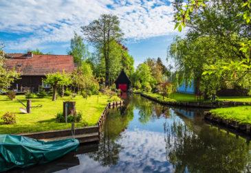 Spreewald im Sommer: 3 Tage im 3* Hotel übers Wochenende für 85€