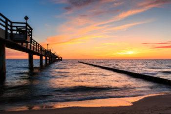 Erholung an der Ostsee: 3 Tage Usedom mit 4* Hotel, Frühstück, 3-Gänge-Dinner, Pool & Sauna ab 154€