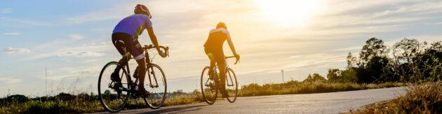 Fahrradtour Bike Fahrrad Panorama