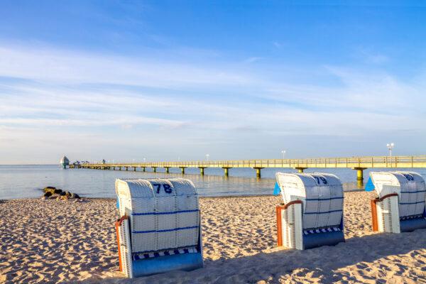 Ostsee Urlaub: Grömitz Seebrücke