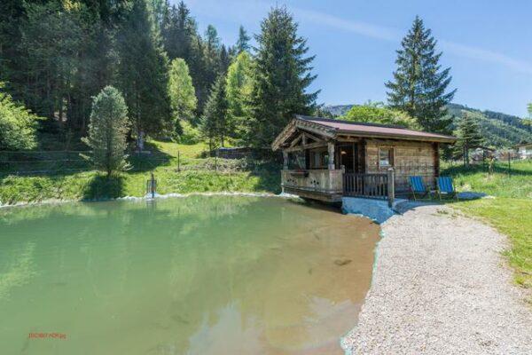 Hollersbach Ferienhütte