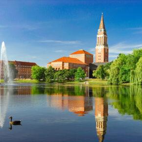 Neueröffnung in Kiel: 2 Tage im TOP 4* Designhotel mit Frühstück für 48€