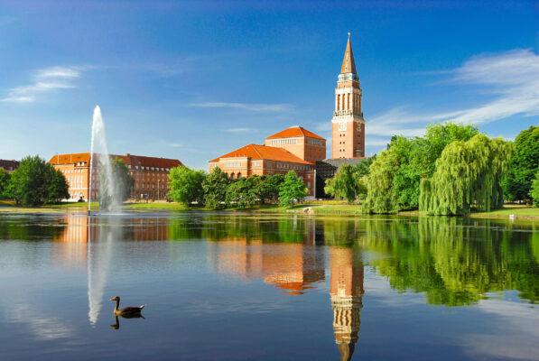 Ostsee Urlaub: Kiel Kleiner Kiel