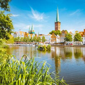 Hanse-Städtetrip & Marzipan: 3 Tage übers Wochenende in Lübeck im TOP 3* Hotel mit Frühstück für 119€